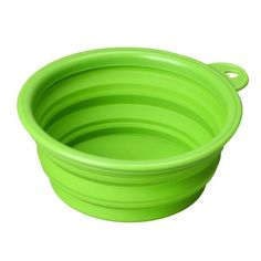 Dog Pet Travel Bowl Silicone Collapsible Dish