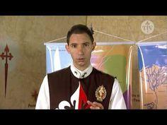 História Sagrada XXII - Despedida de Josué - YouTube