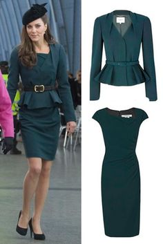Kate Middleton's High Street Style Hits