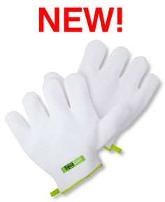 Deva Gloves - A curly-haired girl's dream: Microfiber gloves absorb water post-shower to help curls dry gently, without the frizz that a terry-cloth towel can promote.