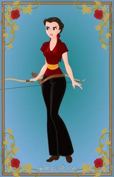 Female Gaston