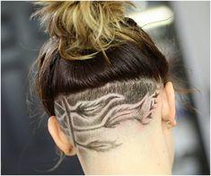 42 Most Elegant Designed Undercuts Hairstyles for Female