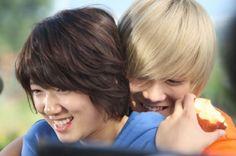 You're Beautiful ♥ Lee Hong Ki ♥ Park Shin Hye ♥ anjell Photo