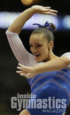 My favorite gymnast! Maggie Nichols