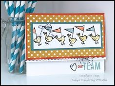 What's New Wednesday - see great ideas using the Welcome Words stamp set from the Occasions Catalog 2016 - www.SimplySimpleStamping.com - see the March 30, 2016 blog post