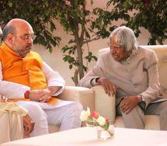 Sharing my last interaction with the divine soul. #RIPAbdulKalam