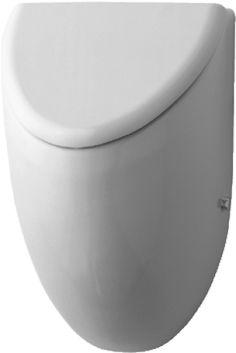 Duravit Darling New Fizz hátsóvízbekötésű piszoár 082335 00 00 - SzaniterPláza Duravit, Plumbing Fixtures, Bathroom Styling, Bathroom Furniture, Modern Wall, Shower, House Styles, Tableware, Toilets