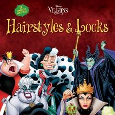 A step-by-step instruction book that will make it possible for you to recreate the gorgeous looks of nine of Disney's best loved... or is that hated?... villains. Among the variety of styles are options that are ideal for both straight and curly hair, as well as for a variety of hair textures. Each hairstyle is created on a real person and photographed in full color to make even the most complicated coiffure easy to achieve.
