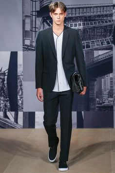 DKNY Spring-Summer 2015 Men's Collection