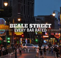 We Rated Every Bar on Beale Street