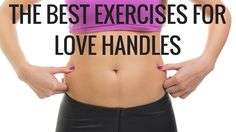 Trainer and Nutritionist Christina Carlyle share The Best Exercises for Love Handles and the best ways to use them so you can lose your love handles.