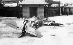 When Me 109E-4 Black Chevron was shot down by P/O David M Crook of No 609 Squadron RAF in Spitfire Mk I PR-L into Pool Harbour at 16.10 on 13 August 1940, the mangled wreckage was pulled out of the water by local boatmen and displayed in a sports ground with parts being sold off for 6d a piece to raise funds for the local Spitfire Fund. Uffz Wilhelm Hohenseldt of 2/JG53 bailed out badly wounded and could not give much information, except that he had been attacked at 18,000ft.