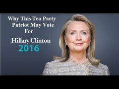 Tea Party Patriot May Vote for Hillary Because (wait for it) the GOP Will Repeal His Obamacare... Sweet, sweet irony...