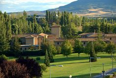 Campus de la Universidad de Navarra, #Pamplona