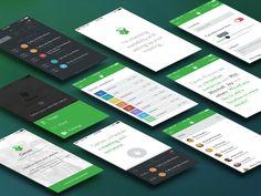 Genee iOS UX/UI Design