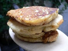 Frank Waldman's Malted Corn Pancakes - The Wednesday Chef