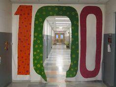 Activités pour le 100 ème jour d'école