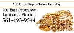 New website for our #local #gold jewelry customers.  http://selljewelryfl.com/