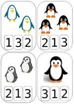 Maths avec les pingouins