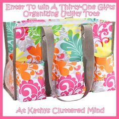 Ecstatic For Homeschool Conventions And A Thirty-One Gifts Giveaway @abdtravels