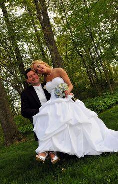 Columbus Ohio Wedding Reception Venues Spring Wedding At Brookshire