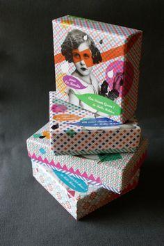 Boîtes / packaging