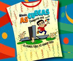 "ACONTECE: Bloco carnavalesco ""As Cuecas"" animam o Centro de ..."