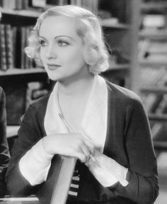 """Carole Lombard 1932 in """"No Man Of Her Own."""""""