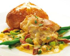 French Chicken recipe from watties Food in a Minute