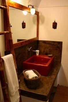 Il bagno - Dammuso Le Volte