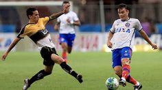 Blog Esportivo do Suíço:  Dupla sai do banco, decide, Bahia bate o Criciúma e entra no G-4