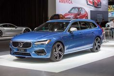 Wagons may no longer curry favor among U.S. shoppers, but the wagon has been part of Volvo's heritag... - Rod Hatfield
