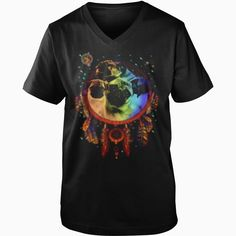 #PUG DREAMCATCHER T Shirt, Order HERE ==> https://www.sunfrog.com/Movies/130094285-847426582.html?49095, Please tag & share with your friends who would love it, #jeepsafari #renegadelife #birthdaygifts