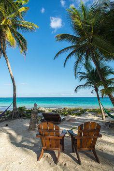Tulum, Quintana Roo, Mexico...