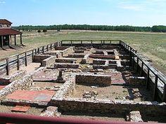 SANTIBANEZ DE VIDRIALES - Petavonium. Only semi-excavated. 20 k more or less off the camino but possibly worth a detour.