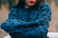 Grey Wool Sweater by Ioana Petre Store on Etsy Winter Day, My Collection, Wool Sweaters, Get Dressed, Dress Up, Store, Grey, Fashion, Gray