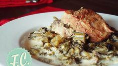Χοιρινό με Σέλινο Αυγολέμονο Αγαπημένο παραδοσιακό πιάτο των Χριστουγέννων