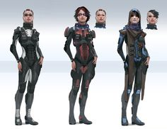 Image result for salarian concept art