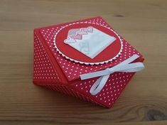 Diamantbox mit dem Punchboard für Geschenktüten | Stampin' Up! - YouTube