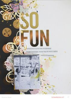 #papercraft #scrapbook #layout. Shanna noel: Poeta Sociedad | Whitman