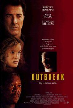 Outbreak (1995) Cuba Gooding Jr. played the role of Major Salt.