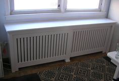 air conditioner radiator cover