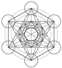 metatron's cube (tree of life)