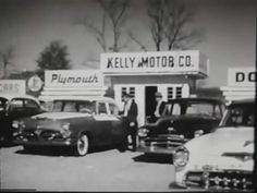 1950's - Kelly Motor Co. Marietta, Ga.