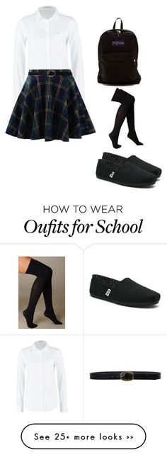 """""""school"""" by swaggedoutsyd on Polyvore"""