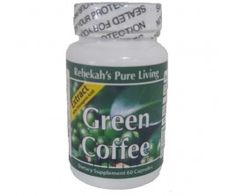 Rebekahs Green Coffee Extract (60 caps)