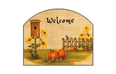 SS Pumpkin Picket  - Pumpkin-Picket   - Autumn