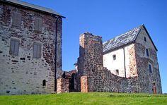 Kastelholman linna Medieval Crafts, Castle Pictures, Historical Monuments, Medieval Castle, Archipelago, Helsinki, Middle Ages, Finland, Sweden