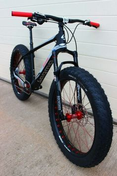 Slam69 custom fatbike