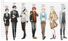That moment Rika is my height and im still a young teenager